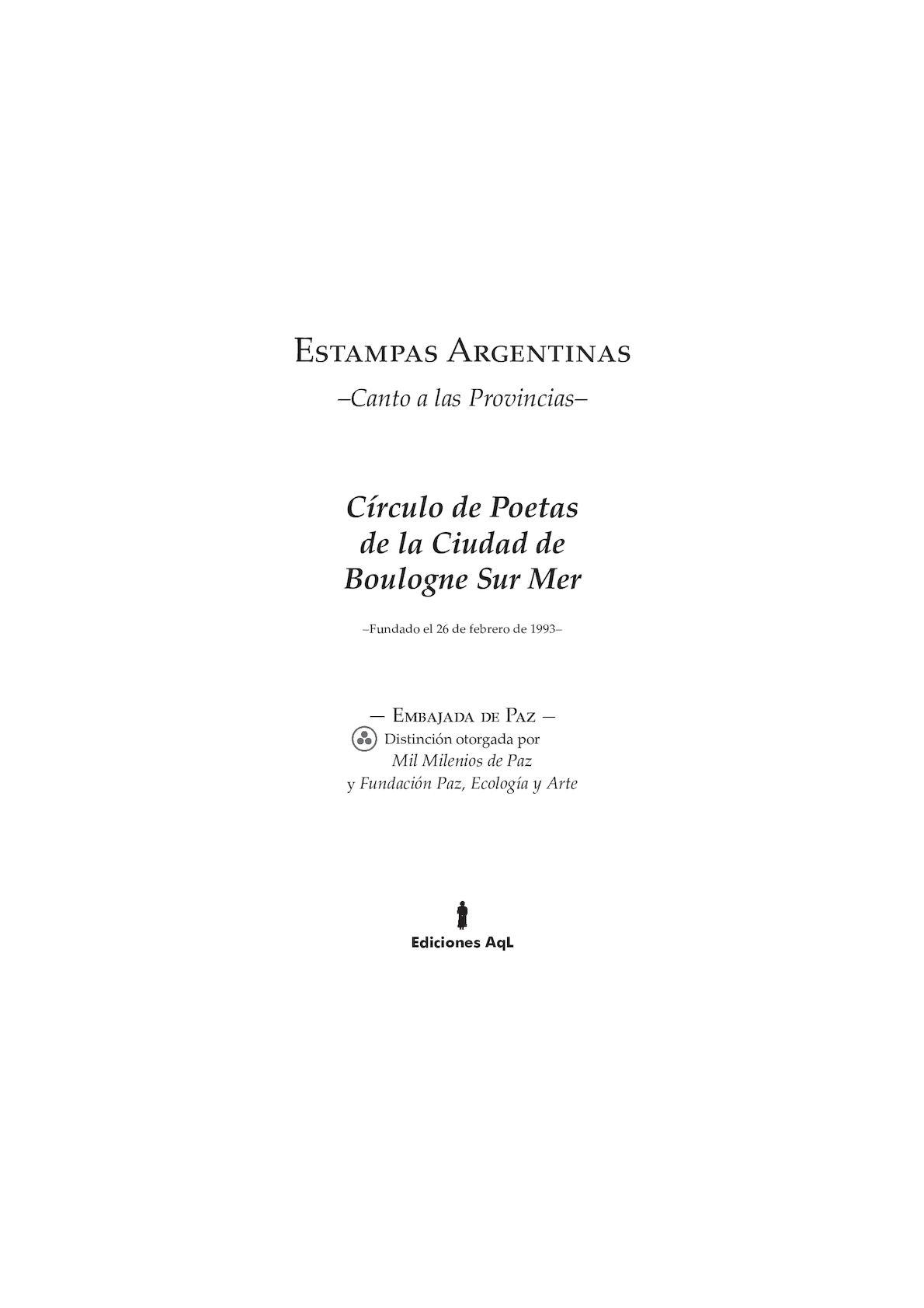 Calaméo - Estampas Argentinas