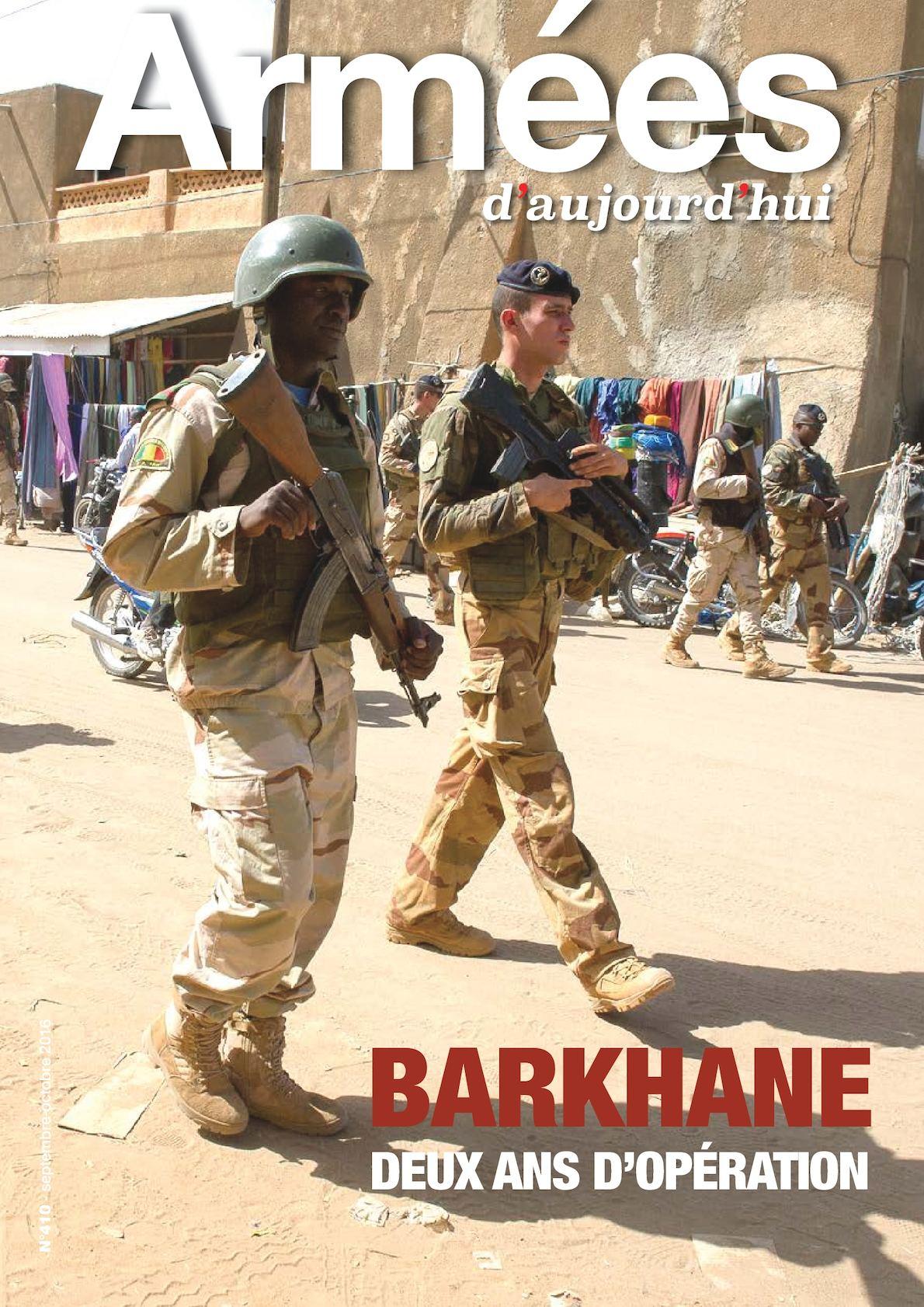 Armées d'aujourd'hui n° 410 Septembre - Octobre 2016
