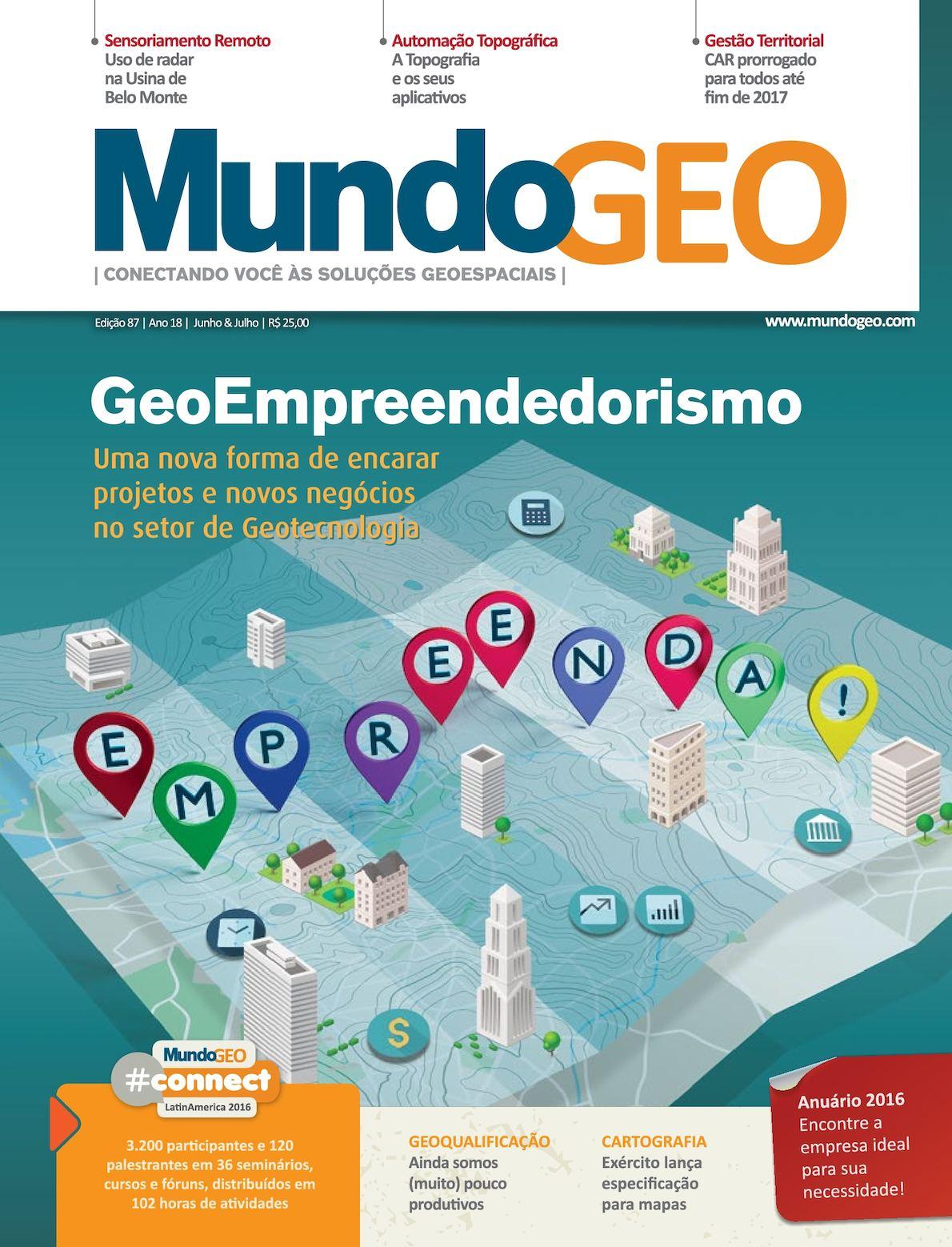 Revista MundoGEO 87