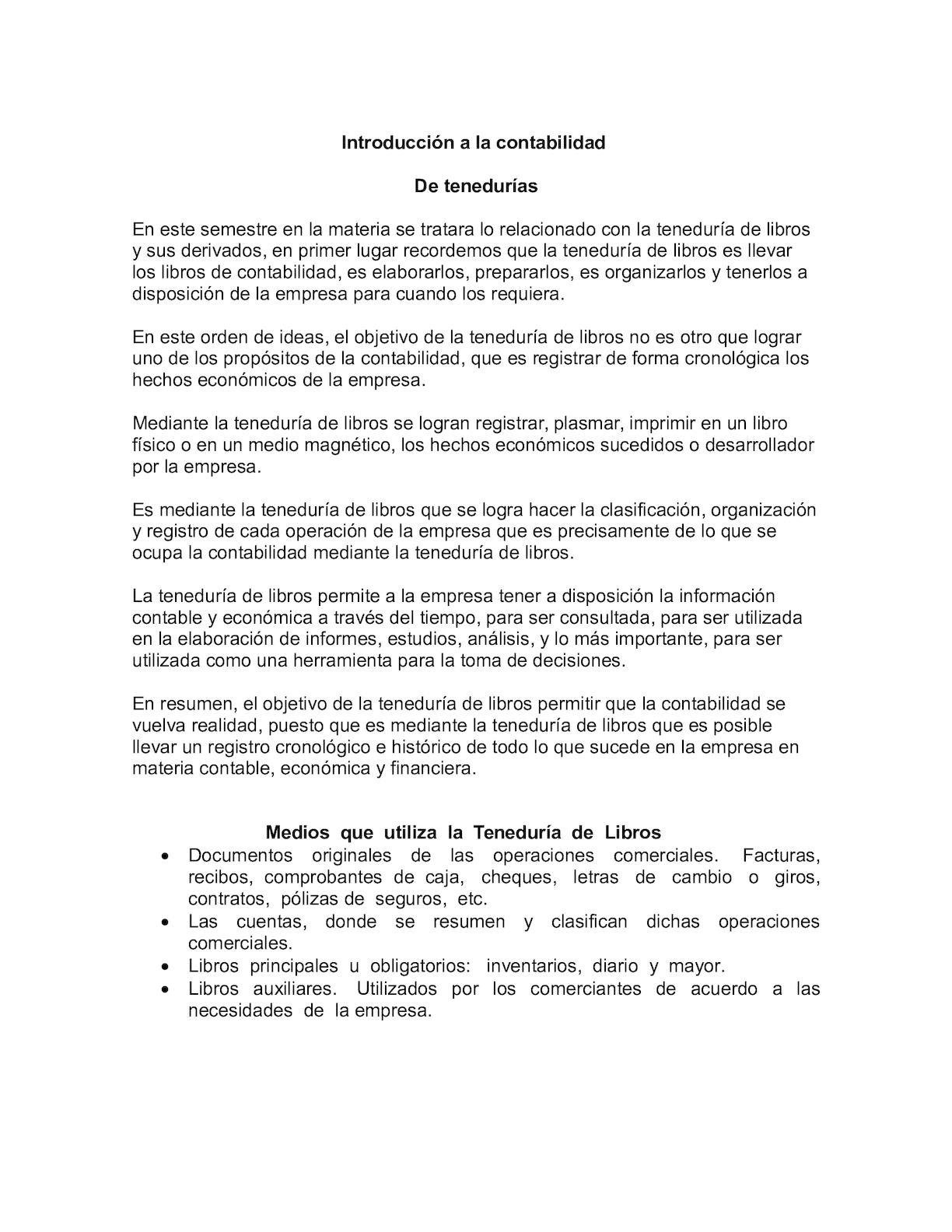 Calaméo - Introducción A La Contabilidad