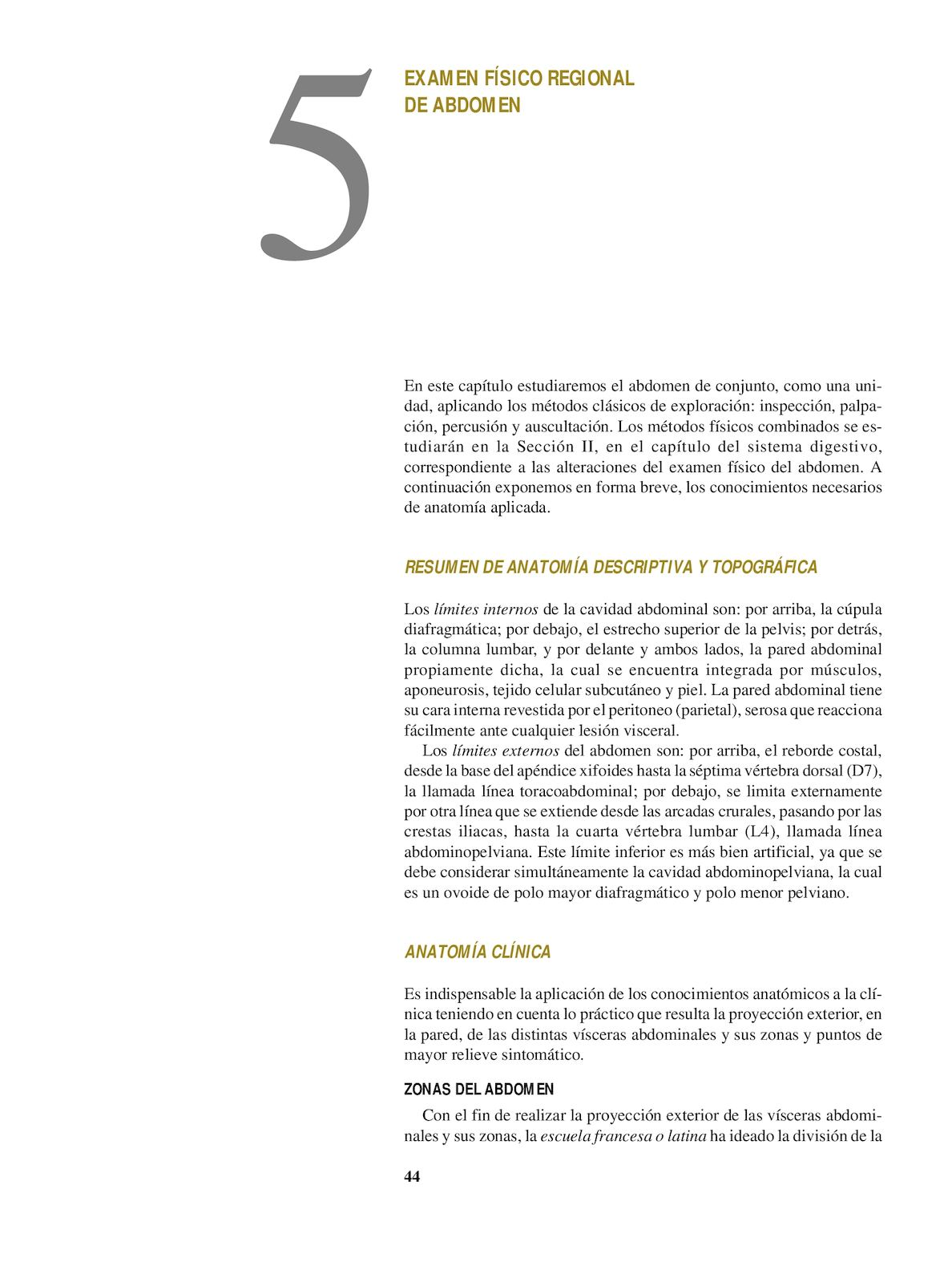 Calaméo - Semiologia Abdominal