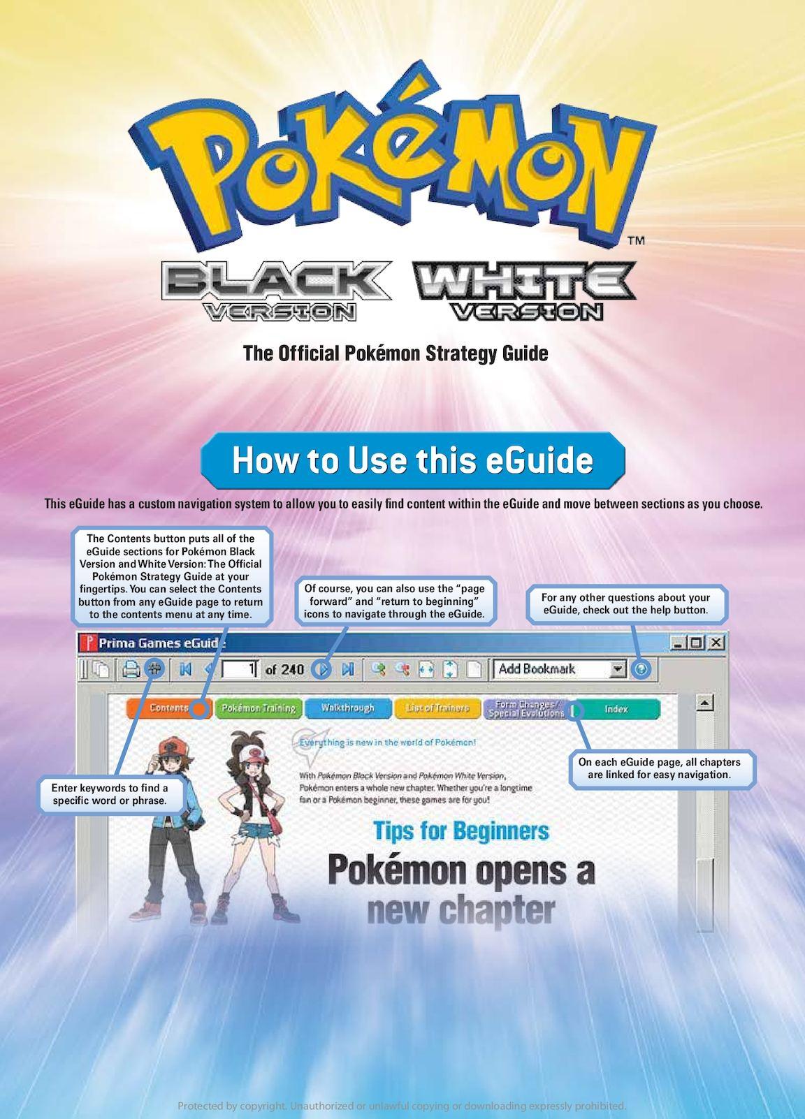 Calaméo Pokemon Black White