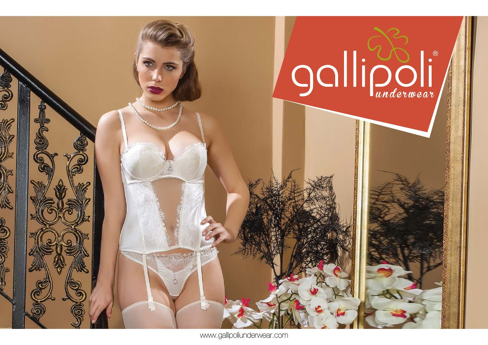 Gallipoli 2016 Lingerie Collection