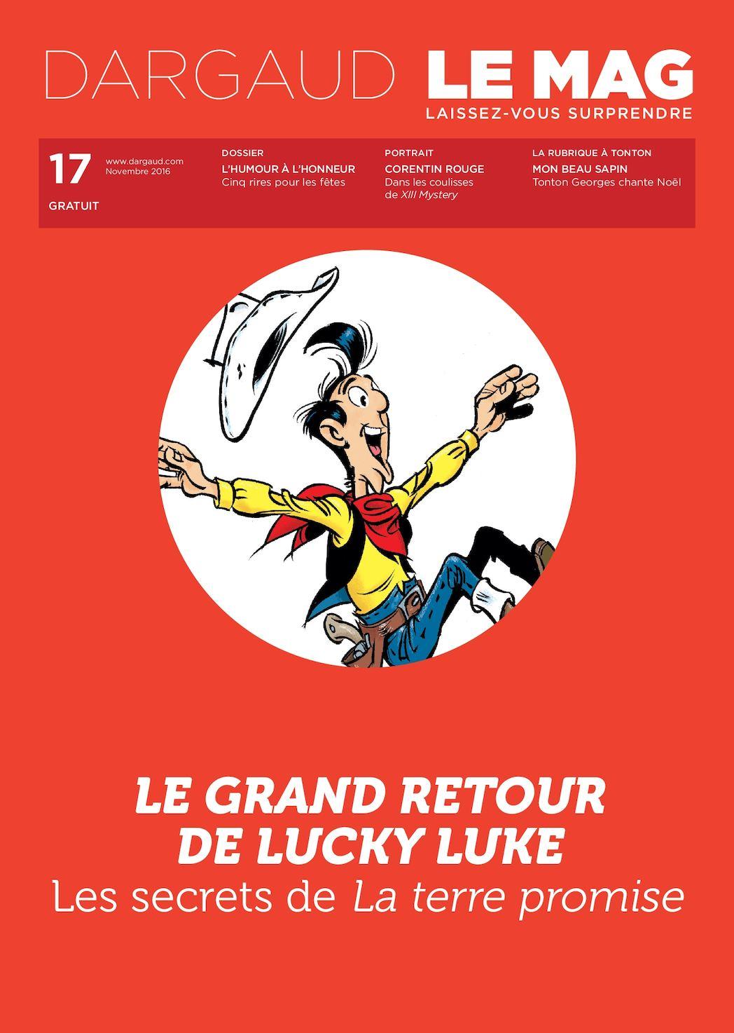 Dargaud Le Mag #17