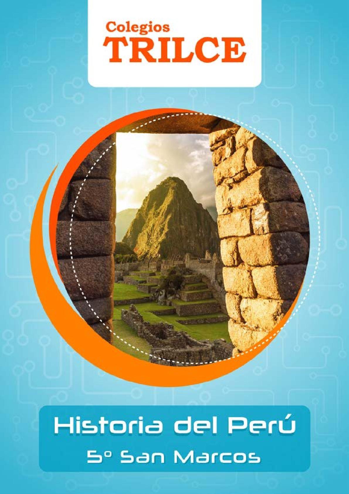 Calaméo - 5 Sm Historia Del Peru