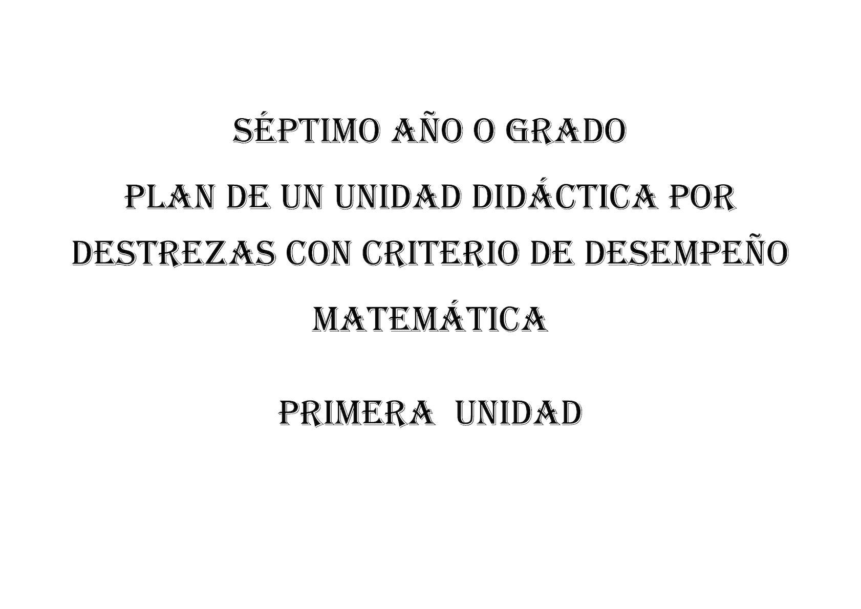 Calaméo - Pud Séptimo Matematicas