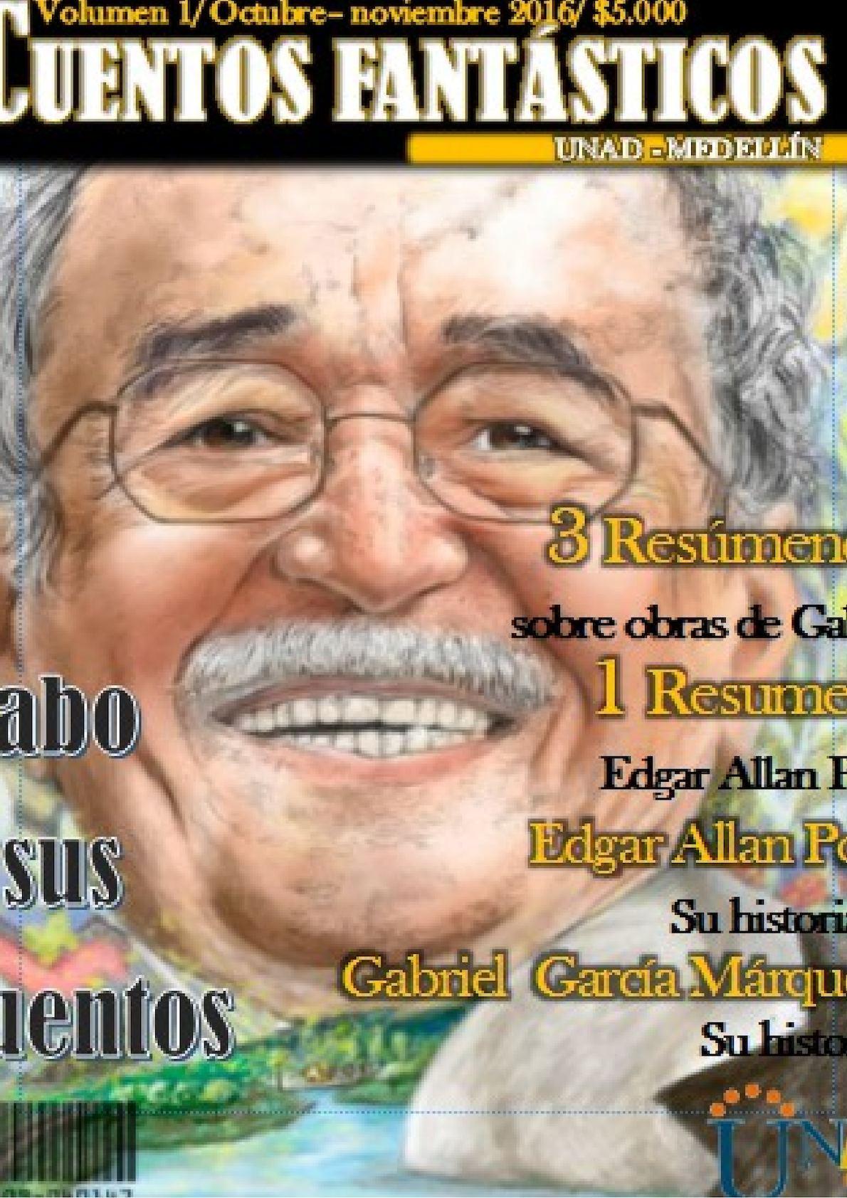 Calaméo - Revista Unad ¨Resumen Cuentos¨