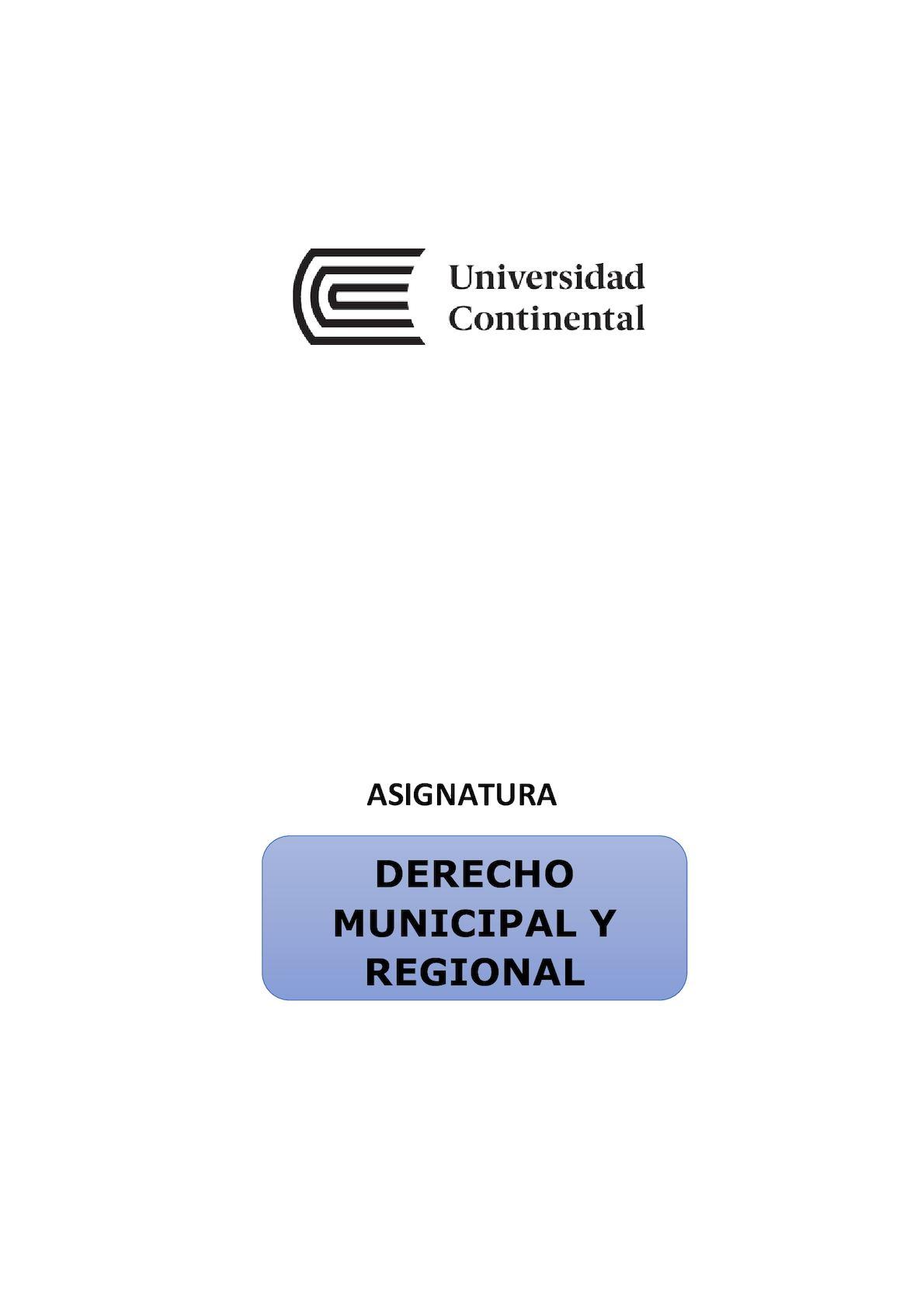 Calaméo - TEXTO DE DERECHO MUNICIPAL Y REGIONAL - UNIDAD IV d305194a862