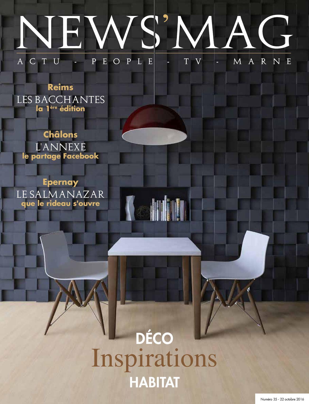 calam o news 39 mag n 35. Black Bedroom Furniture Sets. Home Design Ideas