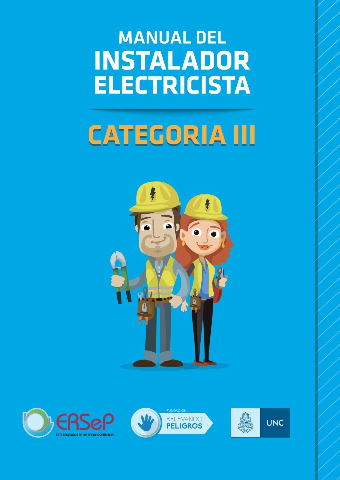Manual Instalador Electricista Cat Iii