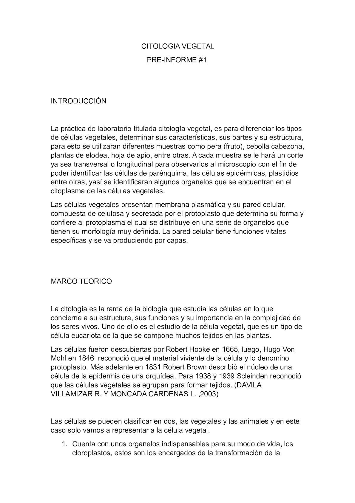 Calaméo - Citologia Vegetal
