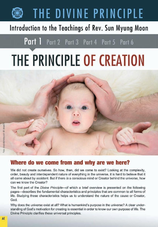 USA - Part 1 - The Principle Of Creation