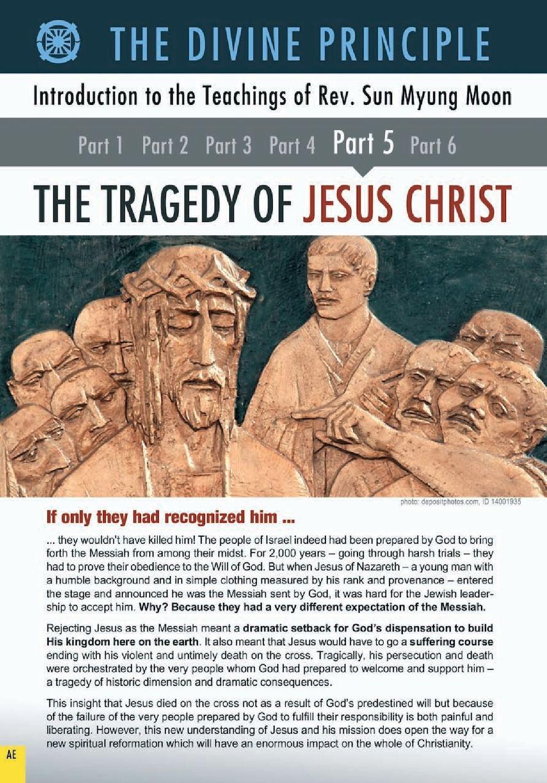 USA - Part 5 - The Tragedy of Jesus Christ