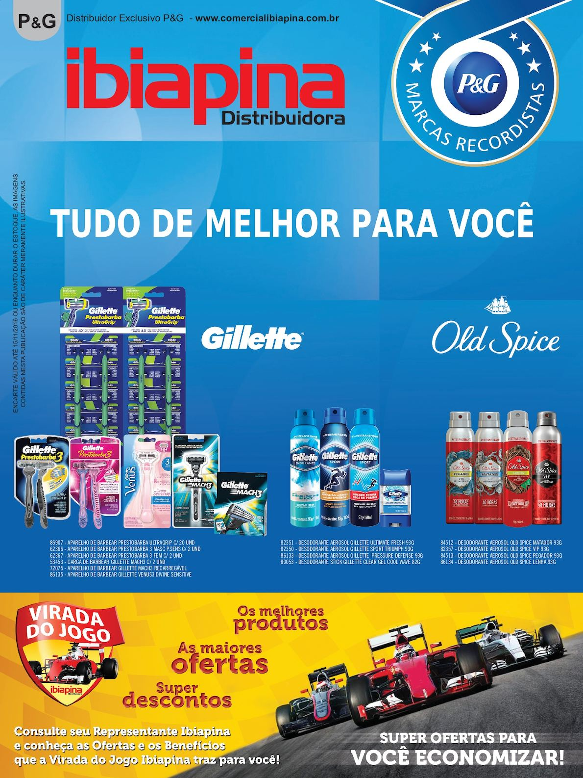 Comercial Ibiapina P&G