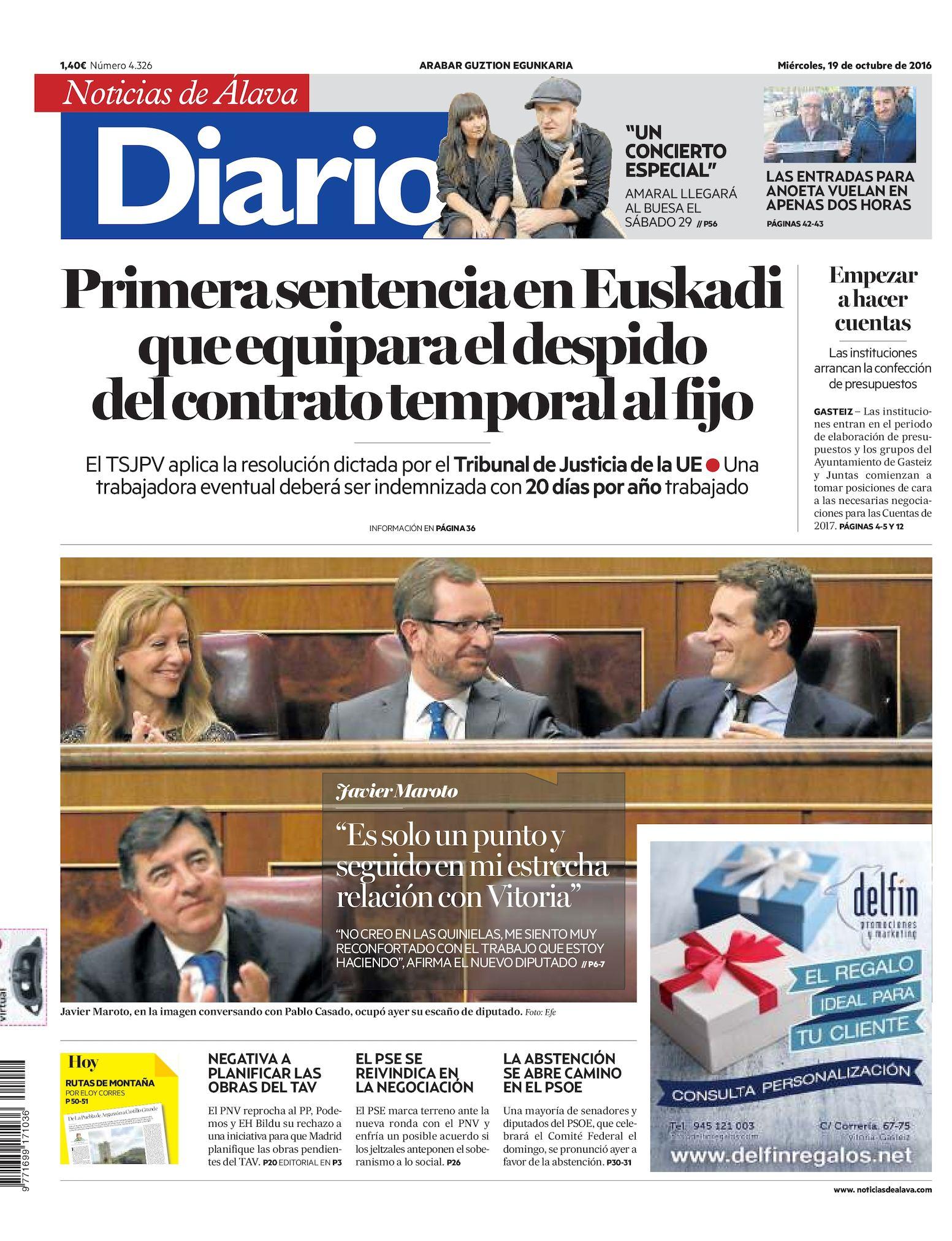De Álava Noticias 20161019 Calaméo Diario XqYxW8