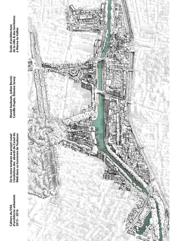 2015-2016 Toulouse Canal Du Midi