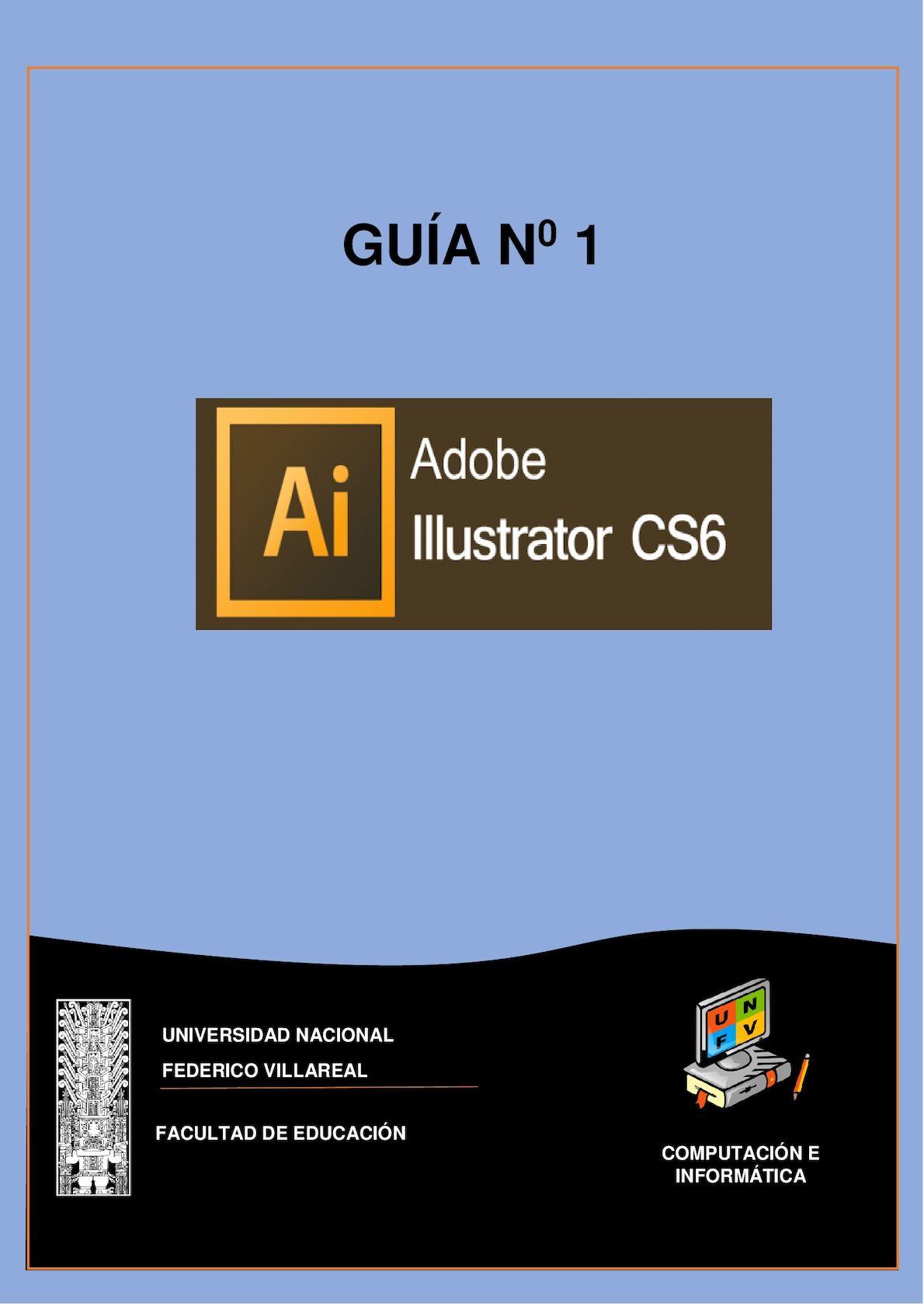 Guia 1 Illustrator Cs6