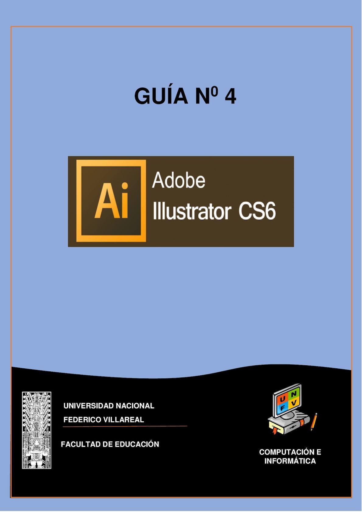 Guia 4 Illustrator Cs6