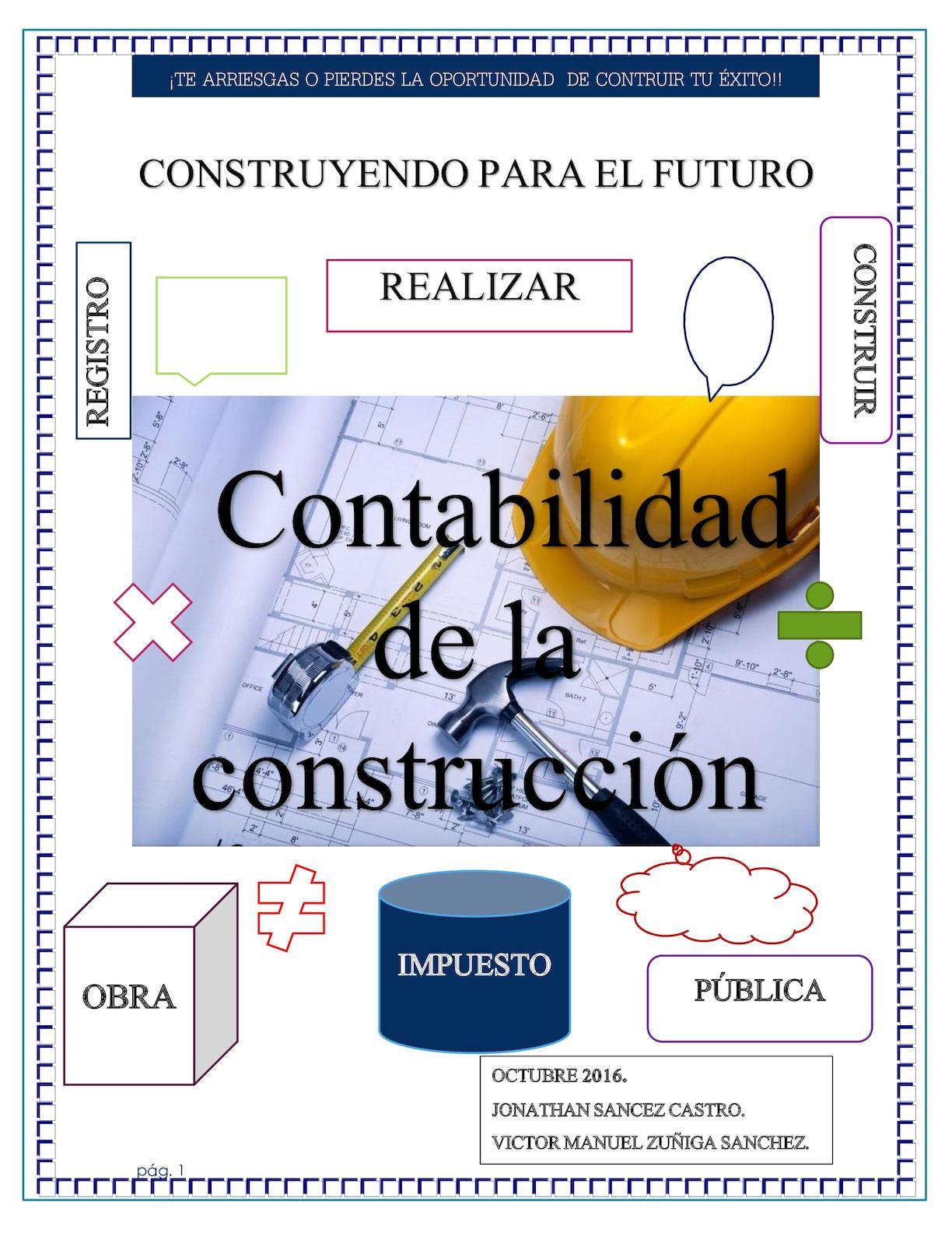 Calaméo - La Construcción De Obra Publica Federal de Servicios