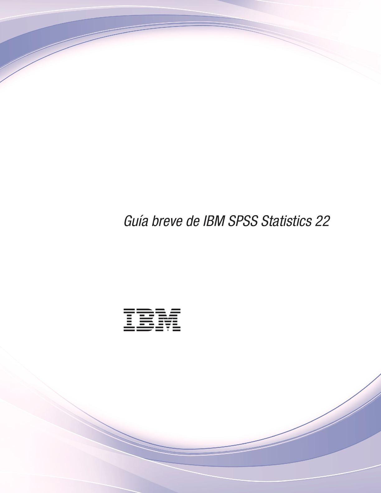 Calaméo - IBM SPSS Statistics Brief Guide