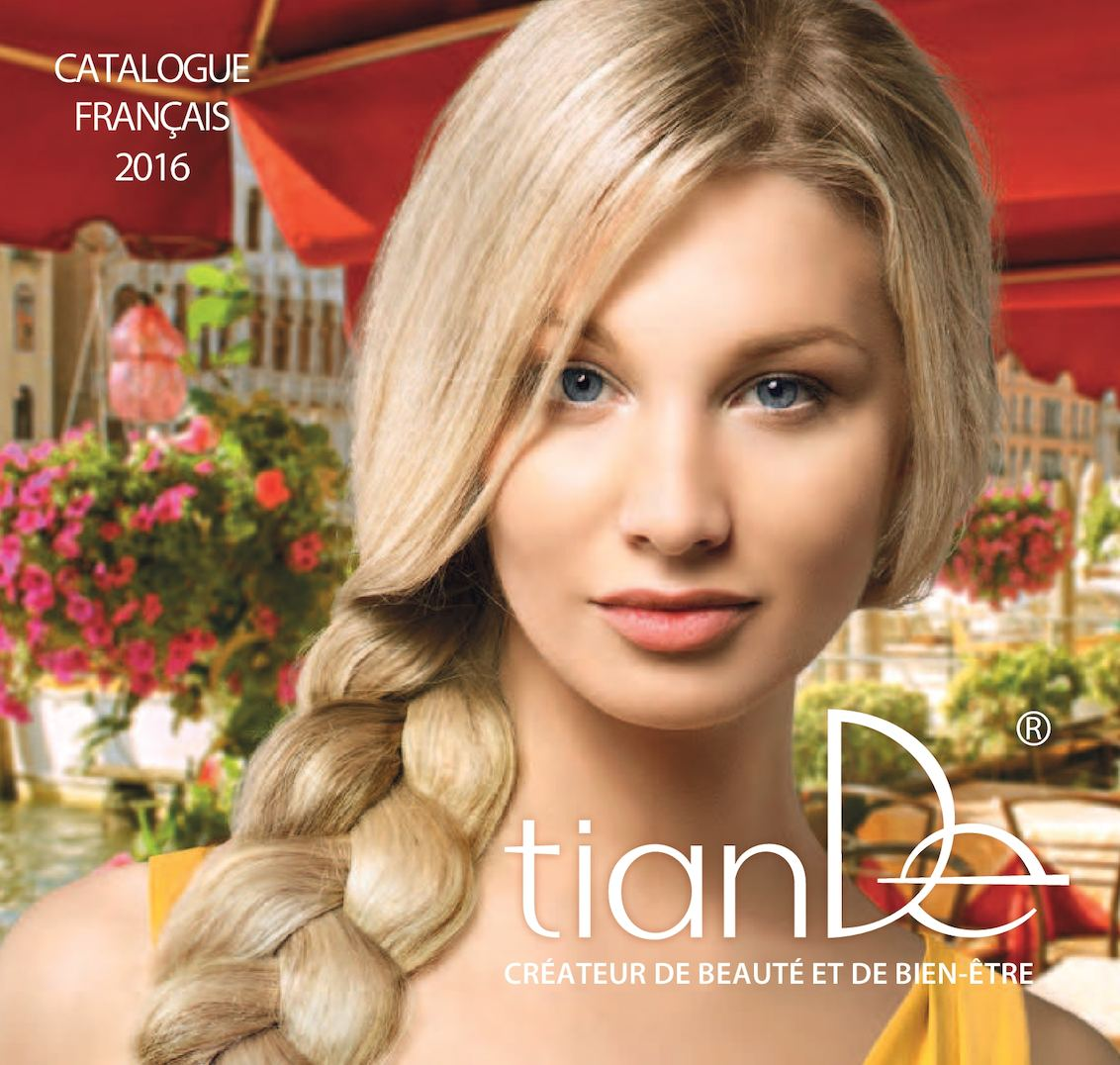 Catalogue Francais Tiande 2016