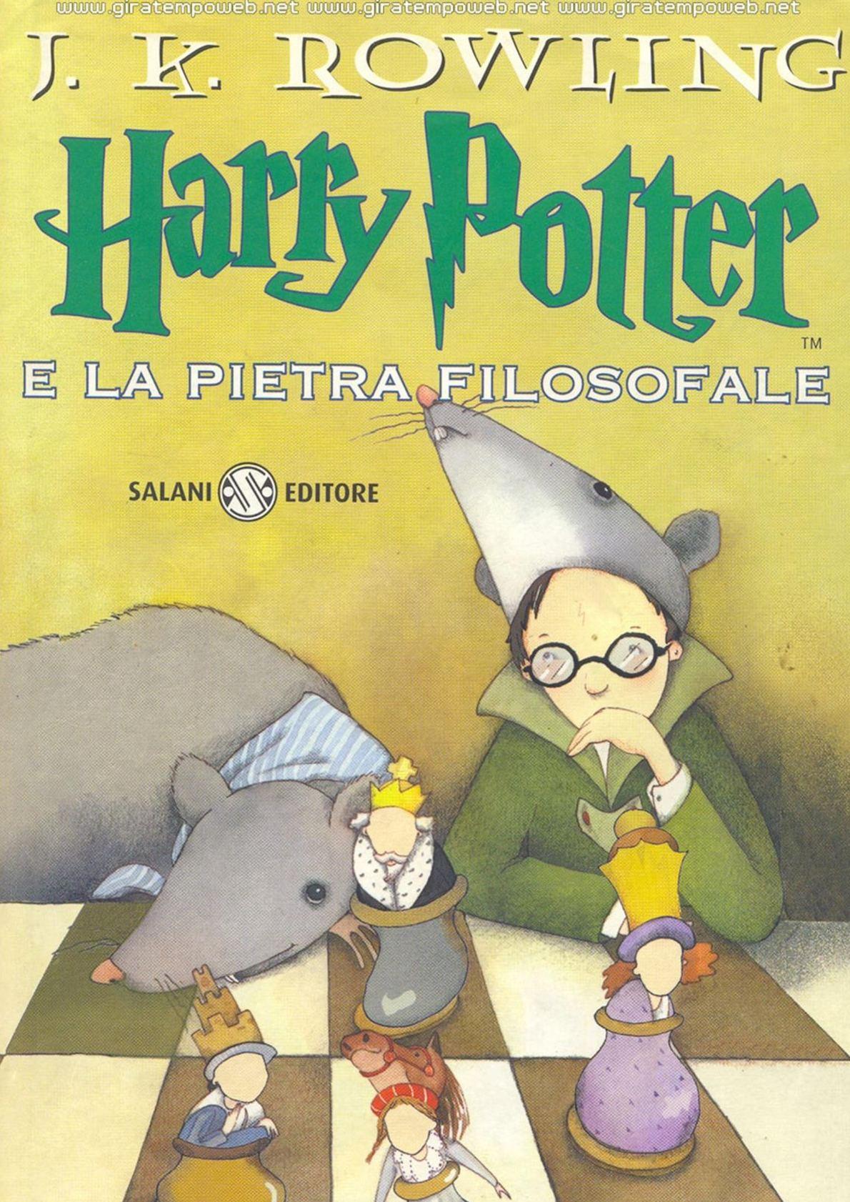 Harry Potter e la pietra filosofale (1997)