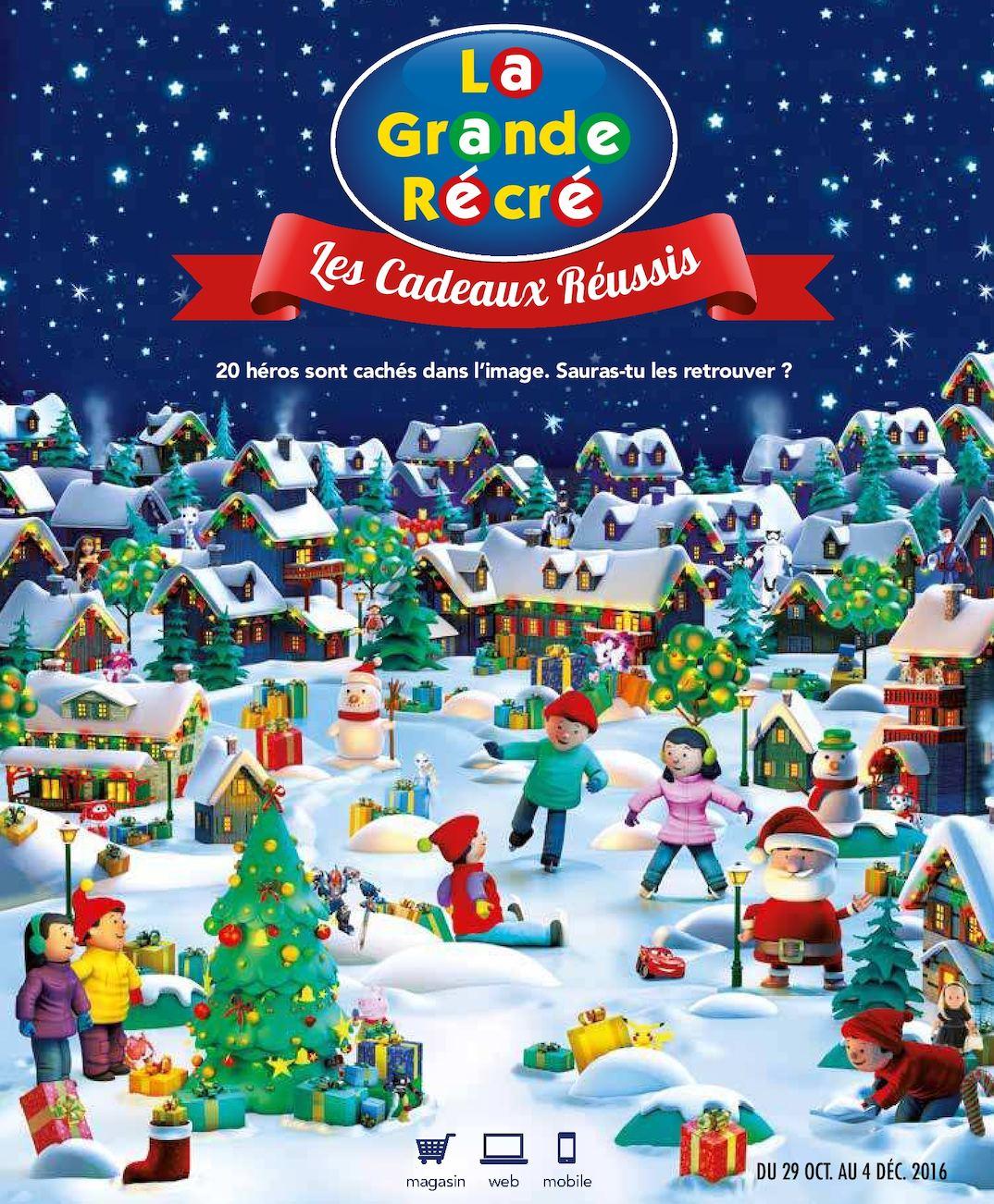 Calaméo LA GRANDE RECRE GUYANE CATALOGUE NOEL - Lit cabane la grande recre
