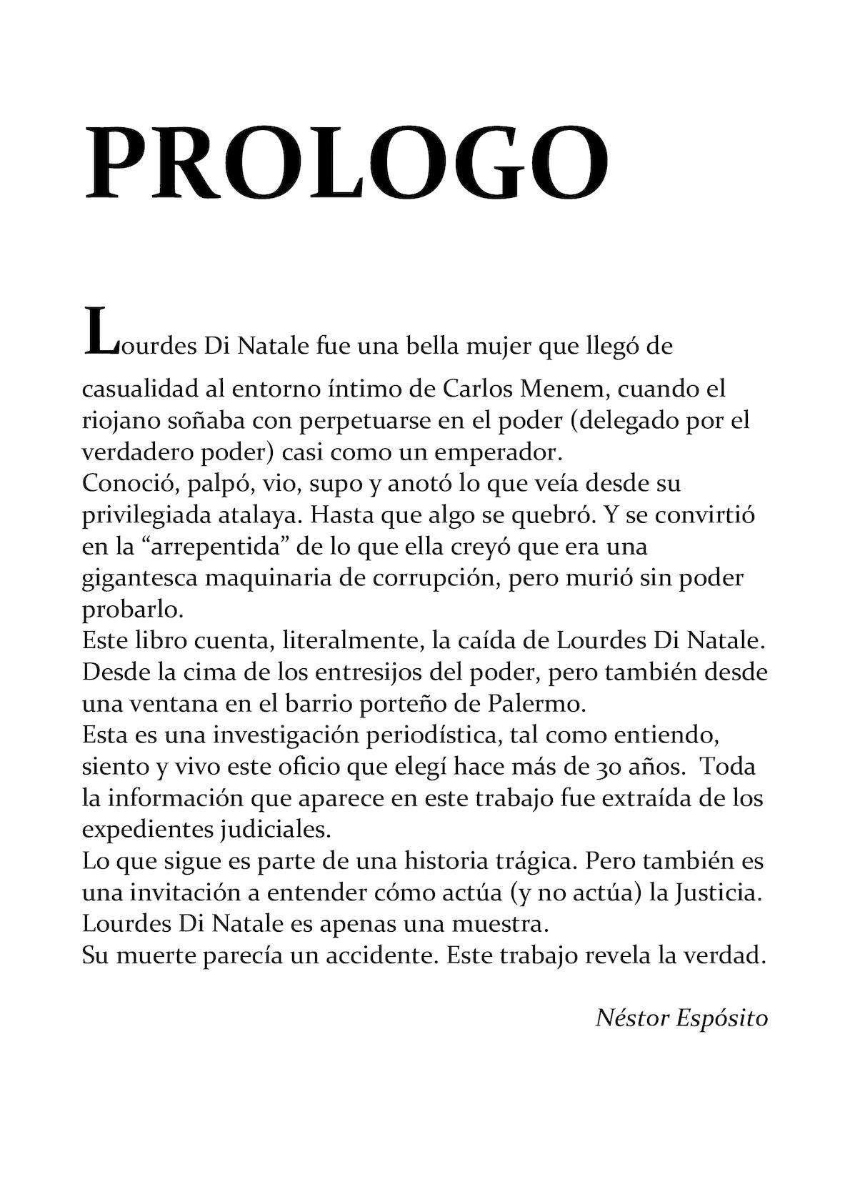 Calaméo - Parecia un accidente - Por: Néstor Espósito