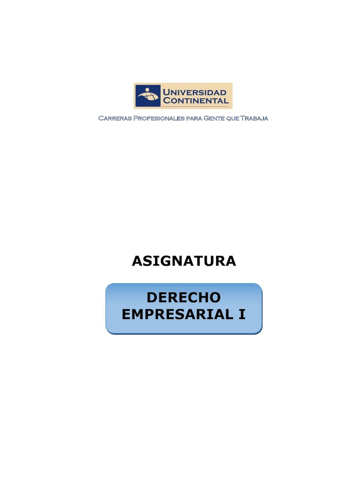 Calaméo - TEXTO DE DERECHO EMPRESARIAL I - 2016 - UNIDAD III - IV