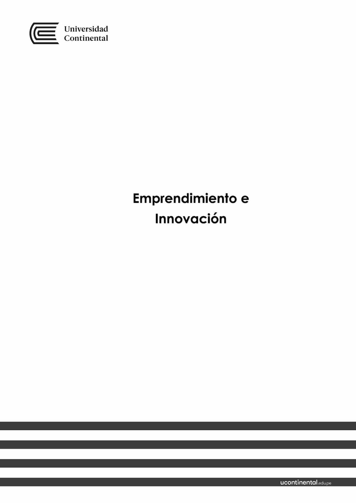 Calaméo - TEXTO DE EMPRENDIMIENTO E INNOVACIÓN