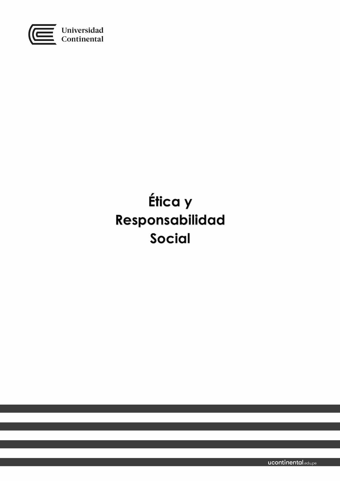 Calaméo - TEXTO DE ÉTICA Y RESPONSABILIDAD SOCIAL