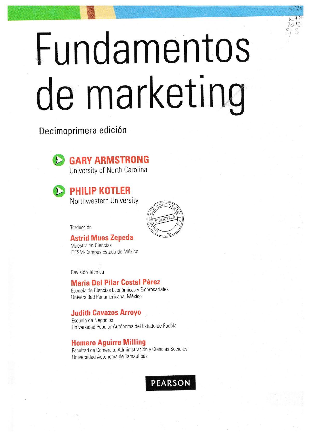 Calaméo - MATERIAL DE FUNDAMENTOS DE MARKETING - COMPLETO