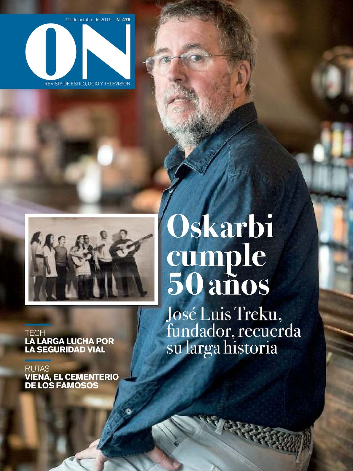 ON Revista de Ocio y Estilo 20161029