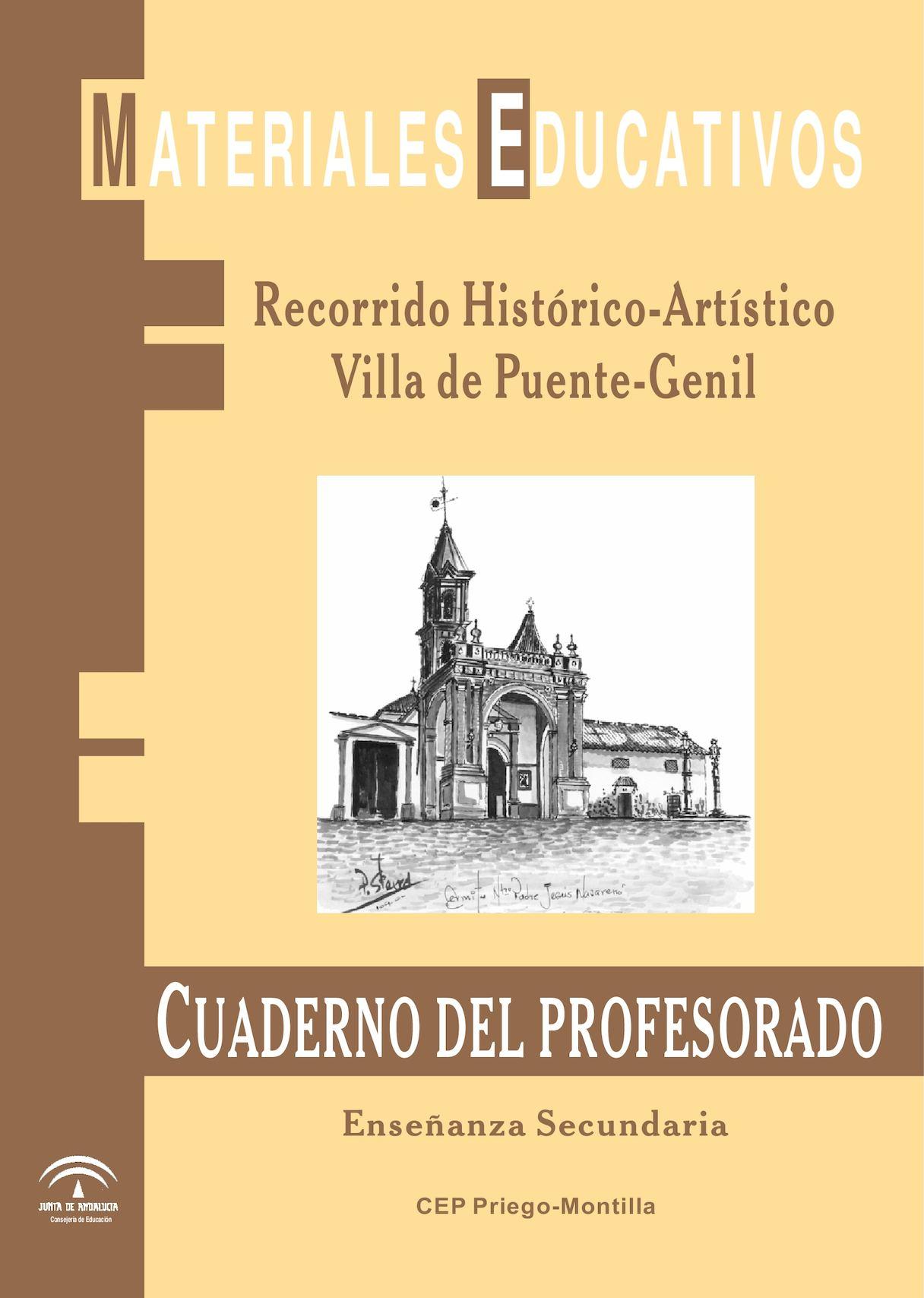 Calaméo - Recorrido Histórico-Artístico Villa de Puente Genil