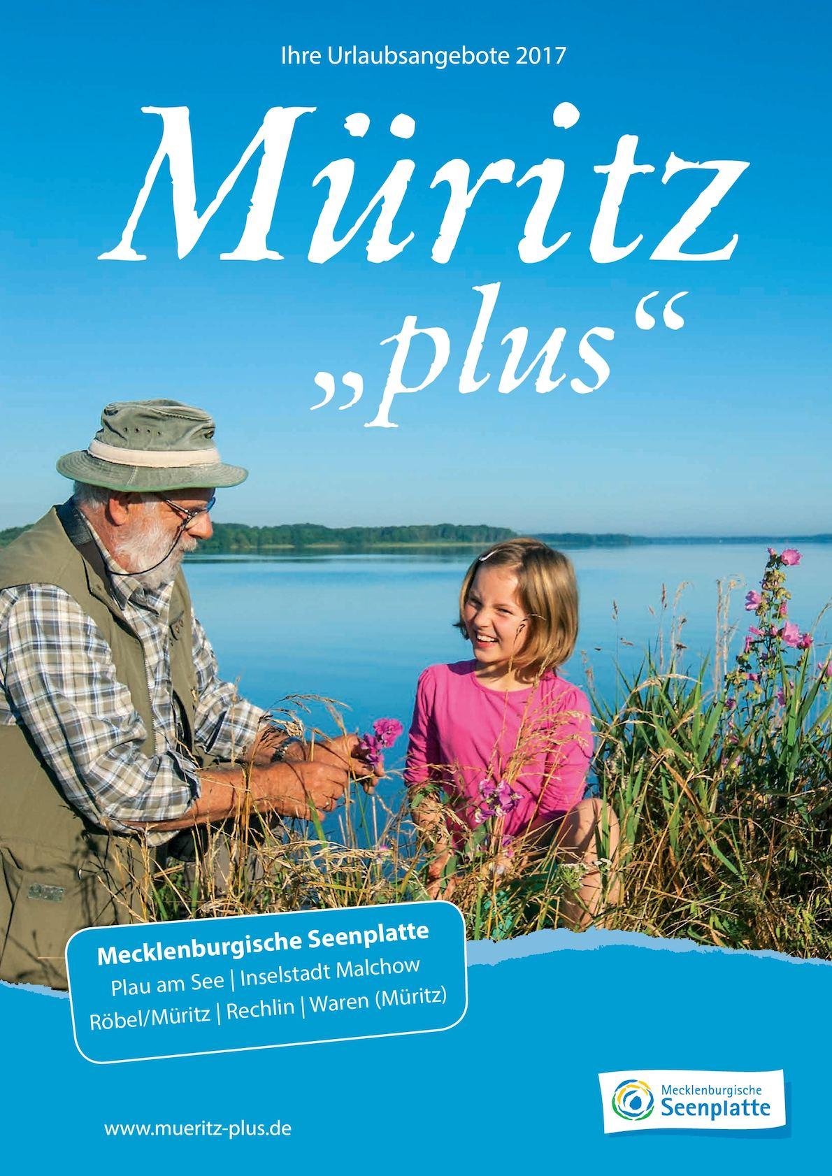 """Calaméo Gastgeberverzeichnis """"Müritz plus"""" 2017"""