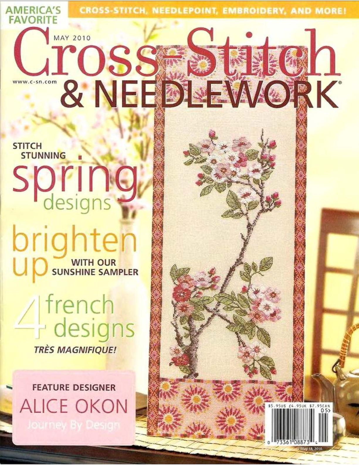 Cross Stitch And Needlework 2010 05