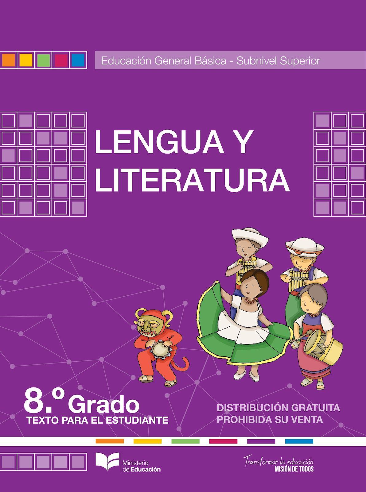 Calaméo - Lengua Y Literatura 8