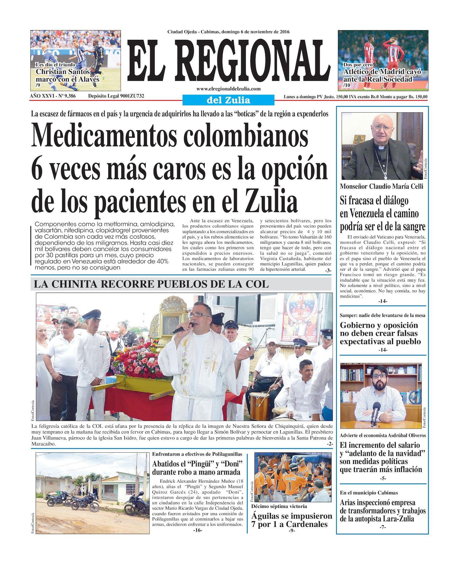 Calaméo - El Regional del Zulia 06-11-2016