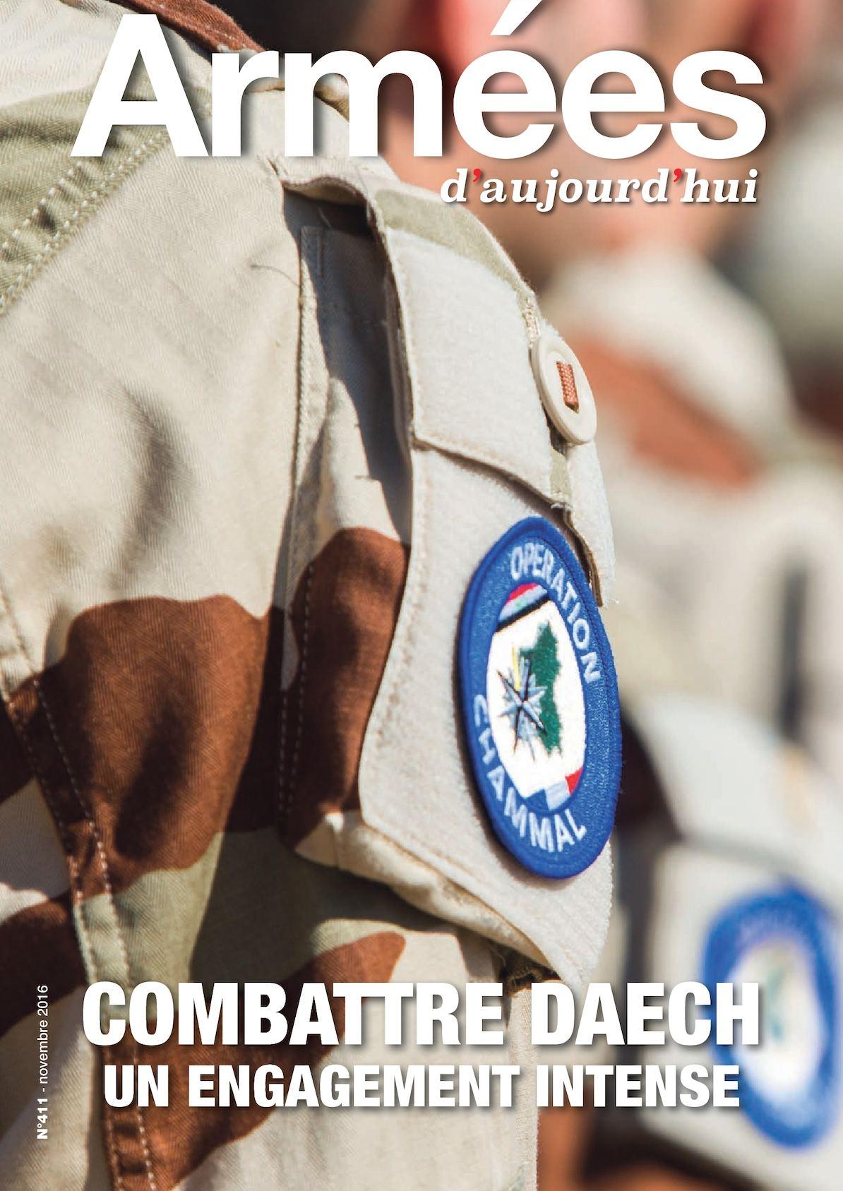 Armées d'aujourd'hui n° 411 Novembre 2016