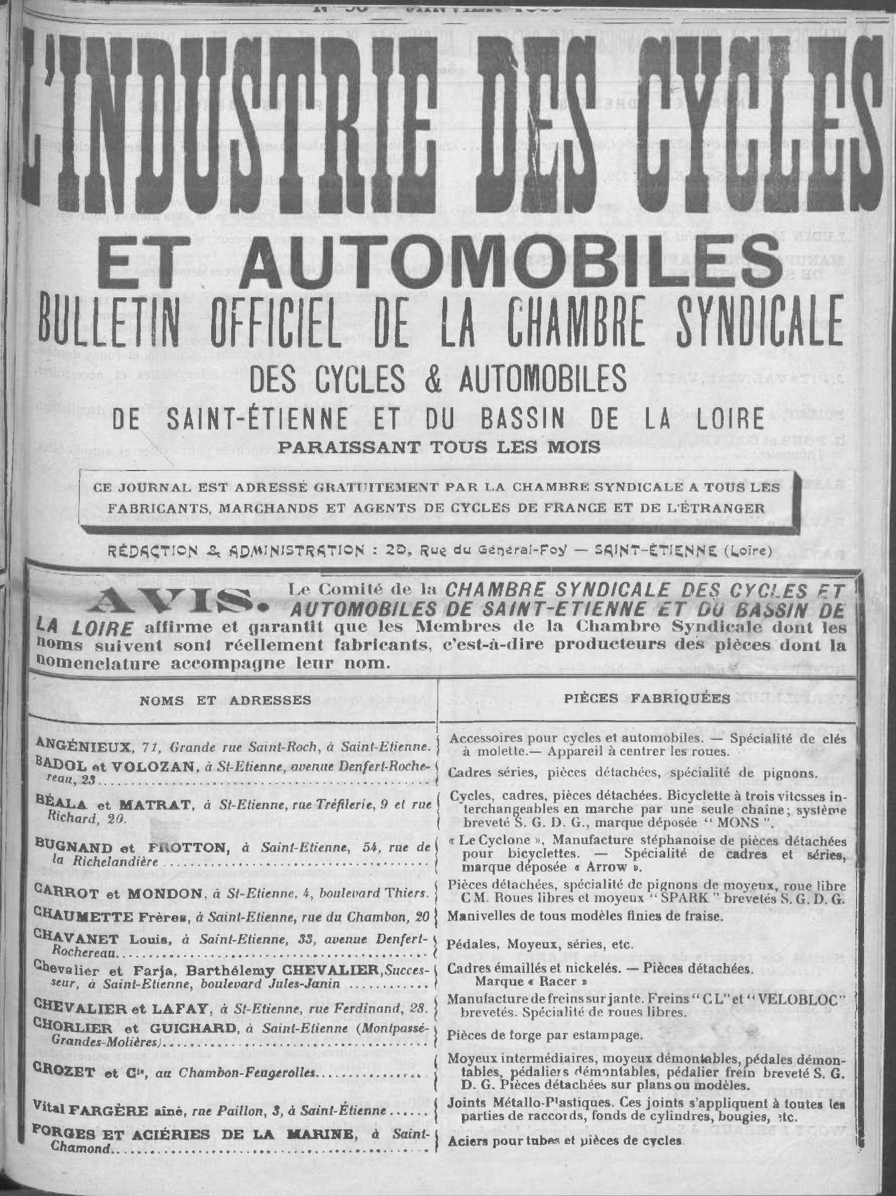 Calameo mai ic 1906 complet for Membre de la chambre syndicale du d m nagement
