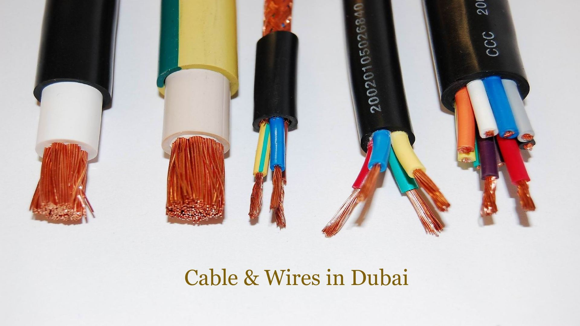 Prime Calameo Electrical Cable And Wire Suppliers In Dubai Wiring Digital Resources Attrlexorcompassionincorg