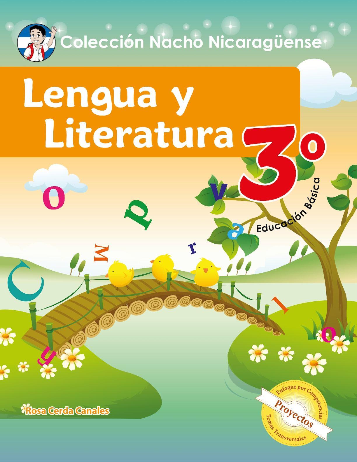 Lengua y Literatura 3 Grado