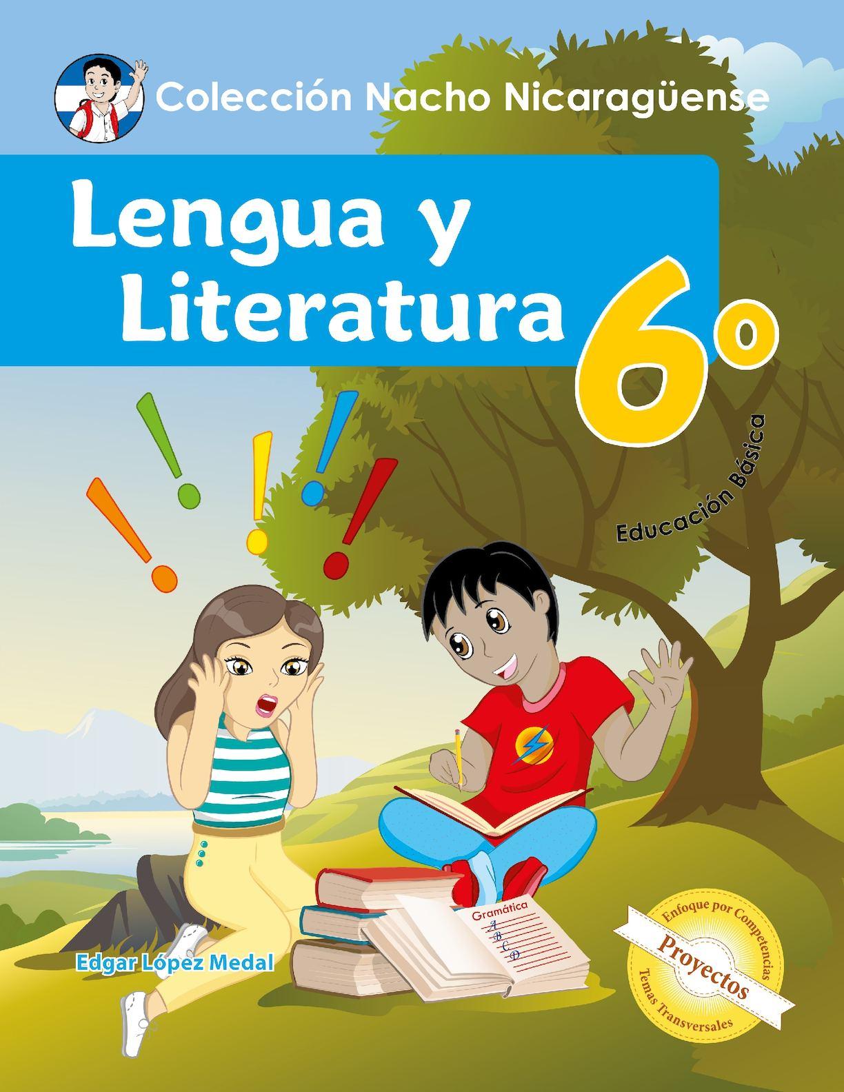 Lengua y Literatura 6 Grado