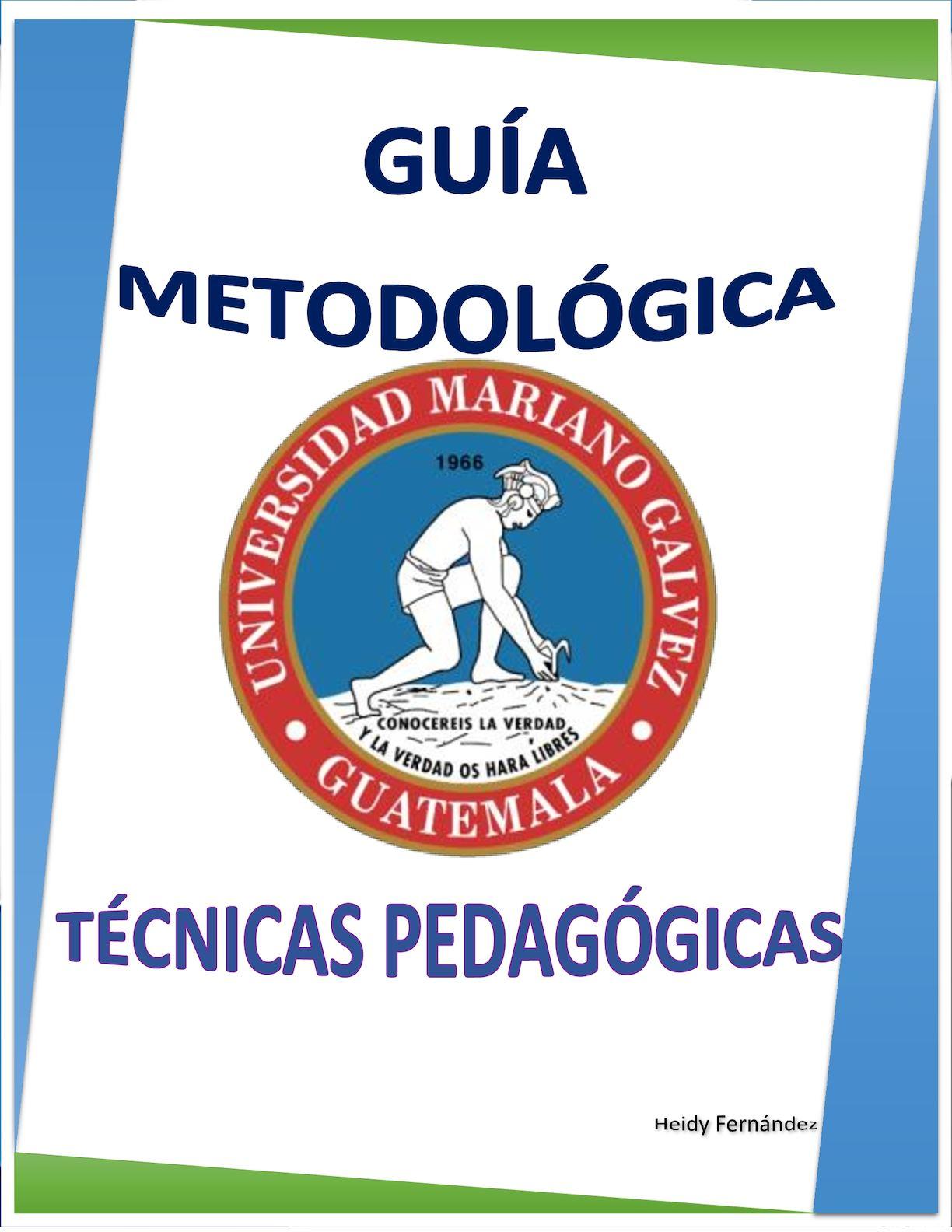 Guia Metodologica