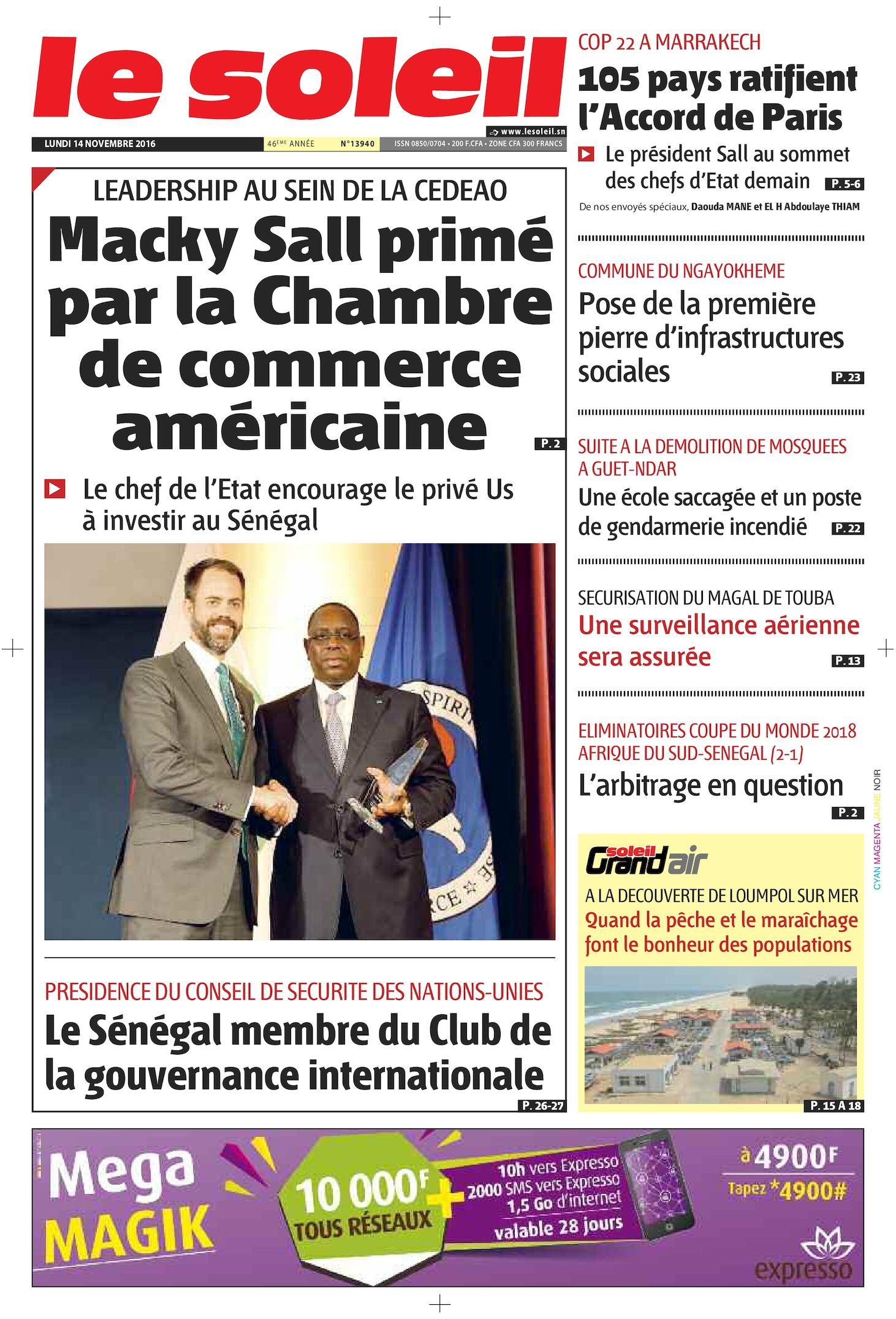 2016 Novembre Du Calaméo 14 Edition f7ntqIP