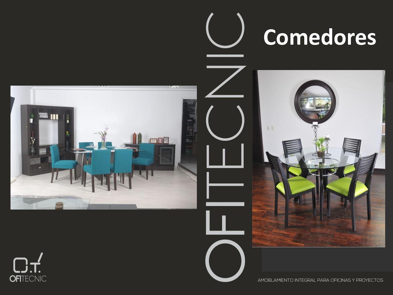 Calaméo - Catalogo Comedores Ofitecnic