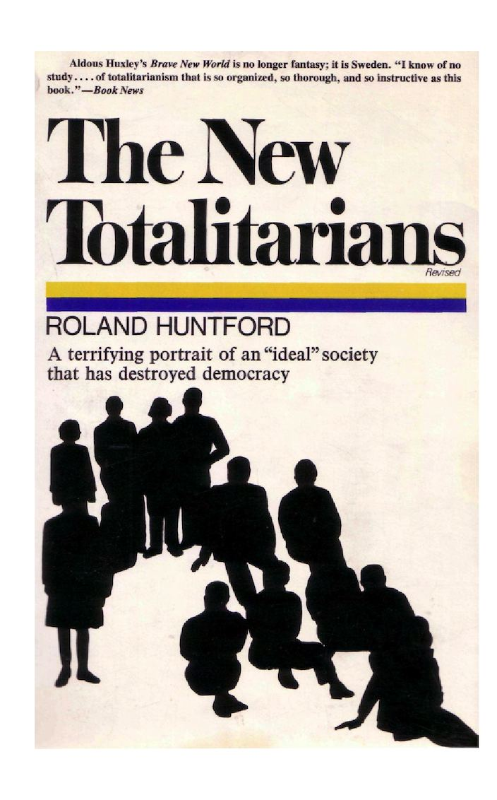 The New Totalitarians