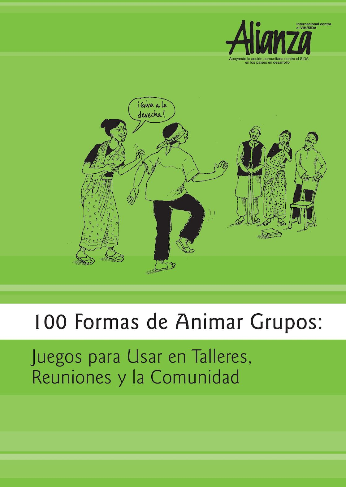 100 Forma De Animar Grupos
