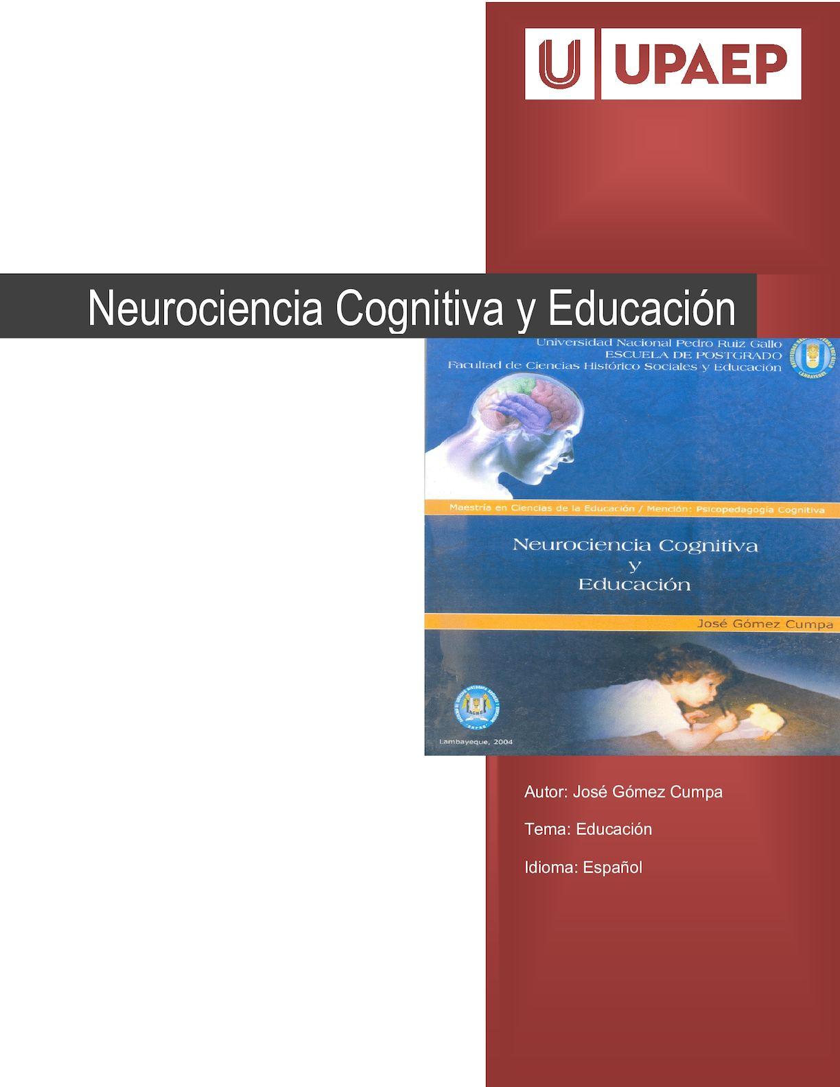 Calaméo - Neurociencia (1)
