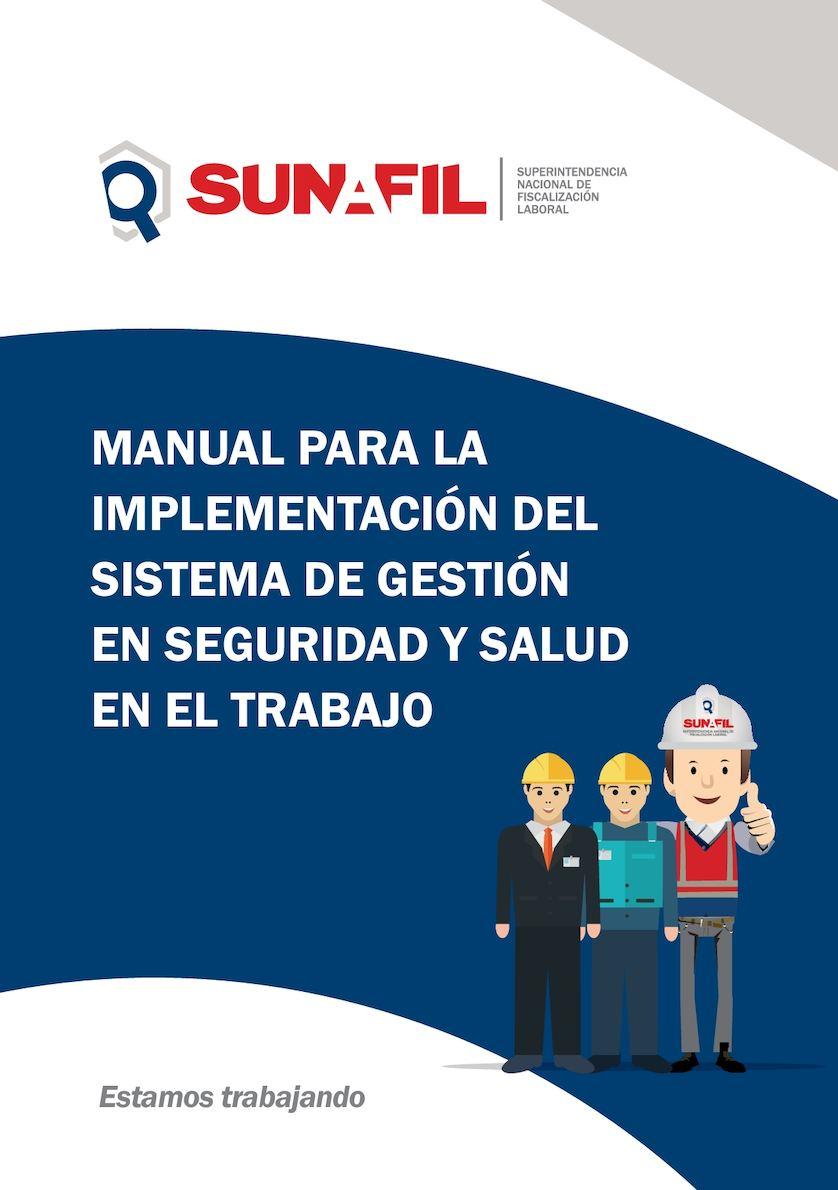 Manual Para La Implementacion Del Sistema De Gestion En Seguridad Y Salud En El Trabajo
